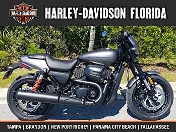 2017 Harley-Davidson Street 750 for sale 200523693