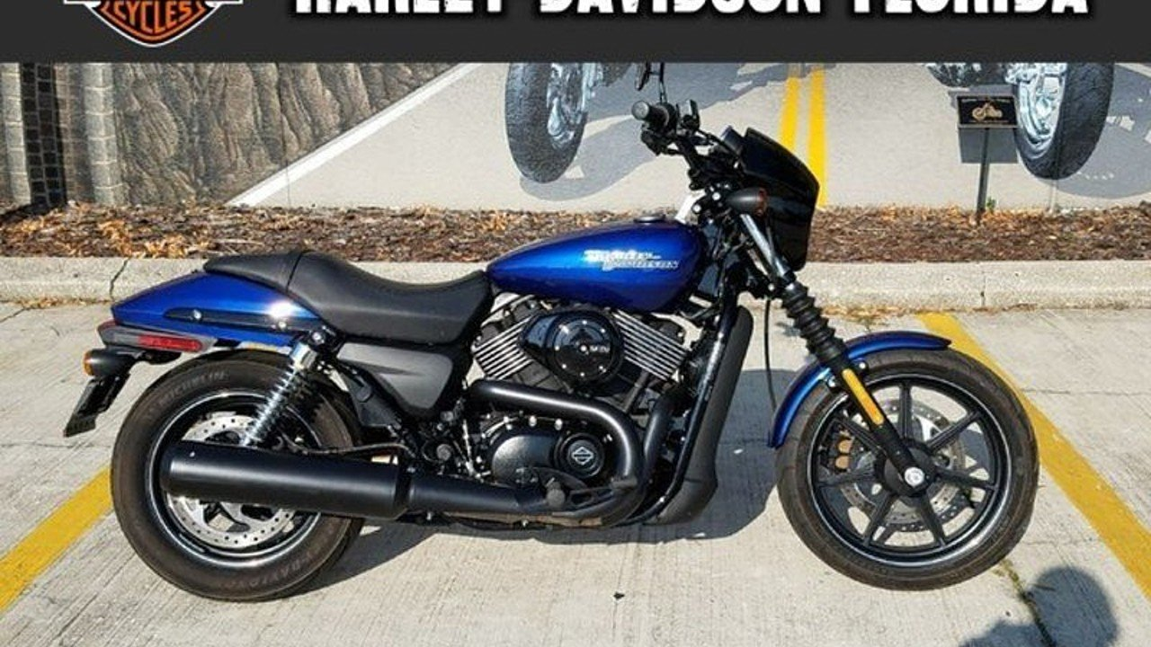 2017 Harley-Davidson Street 750 for sale 200525305