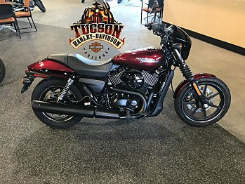 2017 Harley-Davidson Street 750 for sale 200531407