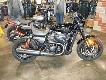 2017 Harley-Davidson Street 750 for sale 200532614