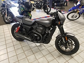 2017 Harley-Davidson Street 750 for sale 200543308