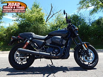 2017 Harley-Davidson Street 750 for sale 200600596