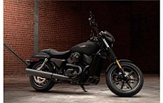 2017 Harley-Davidson Street 750 for sale 200445044