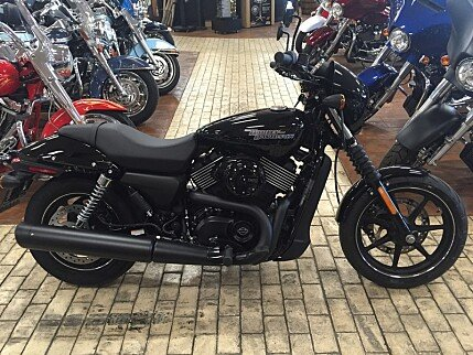 2017 Harley-Davidson Street 750 for sale 200478620