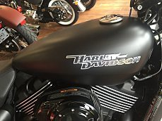 2017 Harley-Davidson Street 750 for sale 200478625