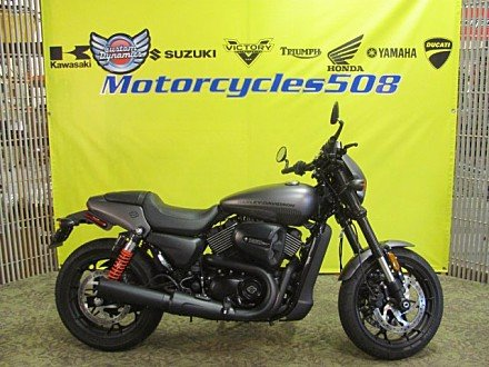 2017 Harley-Davidson Street 750 for sale 200483031