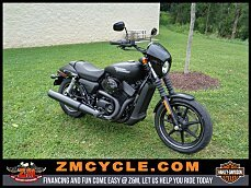 2017 Harley-Davidson Street 750 for sale 200489817