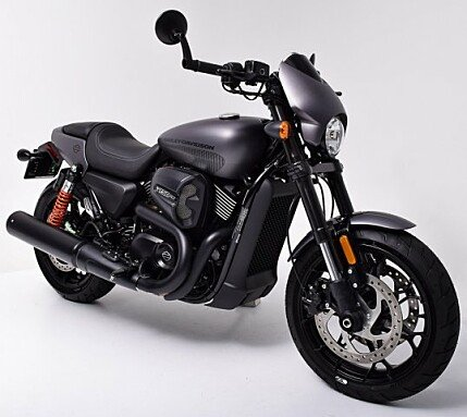 2017 Harley-Davidson Street 750 for sale 200496685