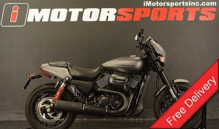 2017 Harley-Davidson Street 750 for sale 200497216