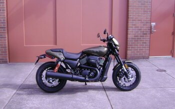 2017 Harley-Davidson Street 750 for sale 200508979
