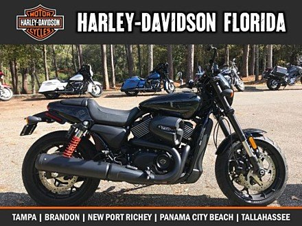 2017 Harley-Davidson Street 750 for sale 200521602