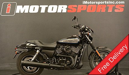 2017 Harley-Davidson Street 750 for sale 200521882