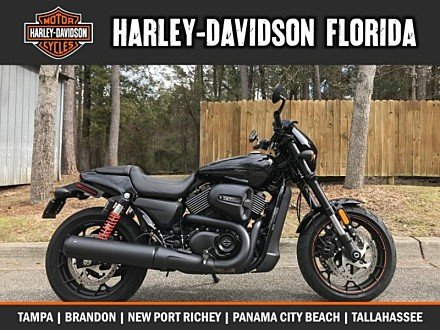 2017 Harley-Davidson Street 750 for sale 200522666