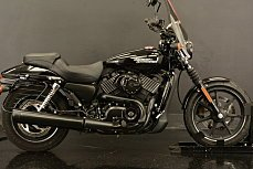 2017 Harley-Davidson Street 750 for sale 200525473