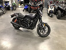 2017 Harley-Davidson Street 750 for sale 200529161