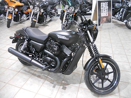 2017 Harley-Davidson Street 750 for sale 200534082
