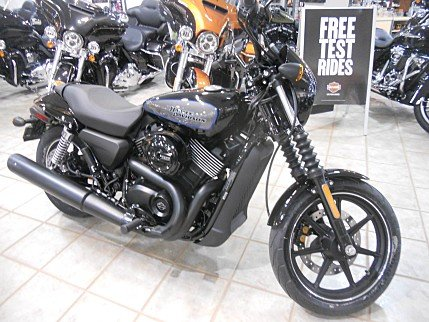 2017 Harley-Davidson Street 750 for sale 200534102