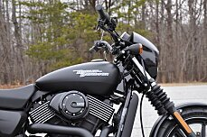 2017 Harley-Davidson Street 750 for sale 200563320