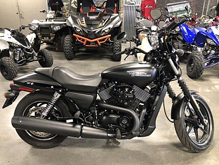 2017 Harley-Davidson Street 750 for sale 200564402