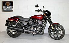 2017 Harley-Davidson Street 750 for sale 200572149