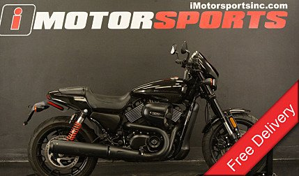 2017 Harley-Davidson Street 750 for sale 200577987