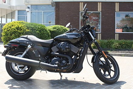 2017 Harley-Davidson Street 750 for sale 200578876