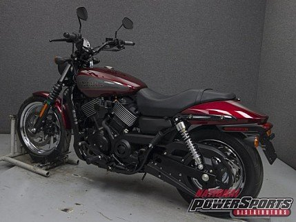 2017 Harley-Davidson Street 750 for sale 200579466