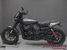 2017 Harley-Davidson Street 750 for sale 200579471