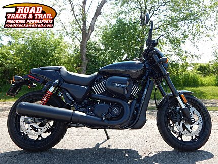 2017 Harley-Davidson Street 750 for sale 200586775