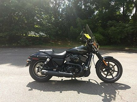 2017 Harley-Davidson Street 750 for sale 200593415