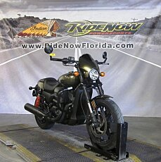 2017 Harley-Davidson Street 750 for sale 200602666