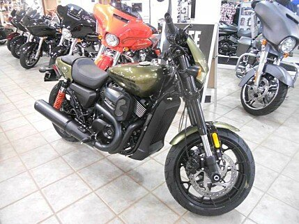 2017 Harley-Davidson Street 750 for sale 200603622