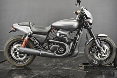 2017 Harley-Davidson Street 750 for sale 200611143