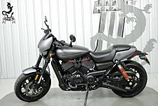 2017 Harley-Davidson Street 750 for sale 200627230