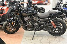 2017 Harley-Davidson Street 750 for sale 200639880