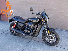 2017 Harley-Davidson Street 750 for sale 200646678