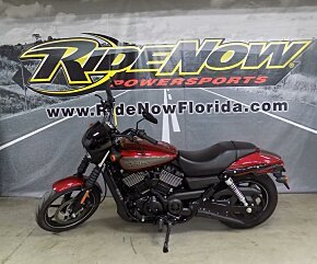 2017 Harley-Davidson Street 750 for sale 200646824