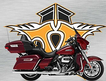 2017 Harley-Davidson Touring Electra Glide Ultra Classic for sale 200385133