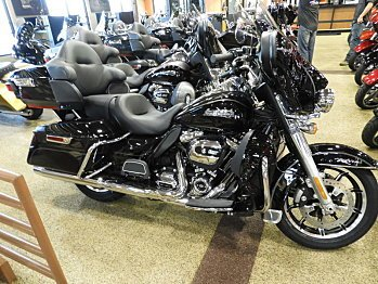 2017 Harley-Davidson Touring Electra Glide Ultra Classic for sale 200416138