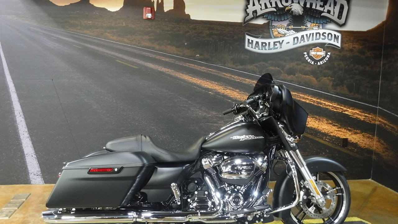 2017 Harley-Davidson Touring for sale 200422199