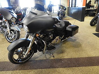 2017 Harley-Davidson Touring Street Glide Special for sale 200428953