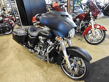 2017 Harley-Davidson Touring Street Glide for sale 200438523