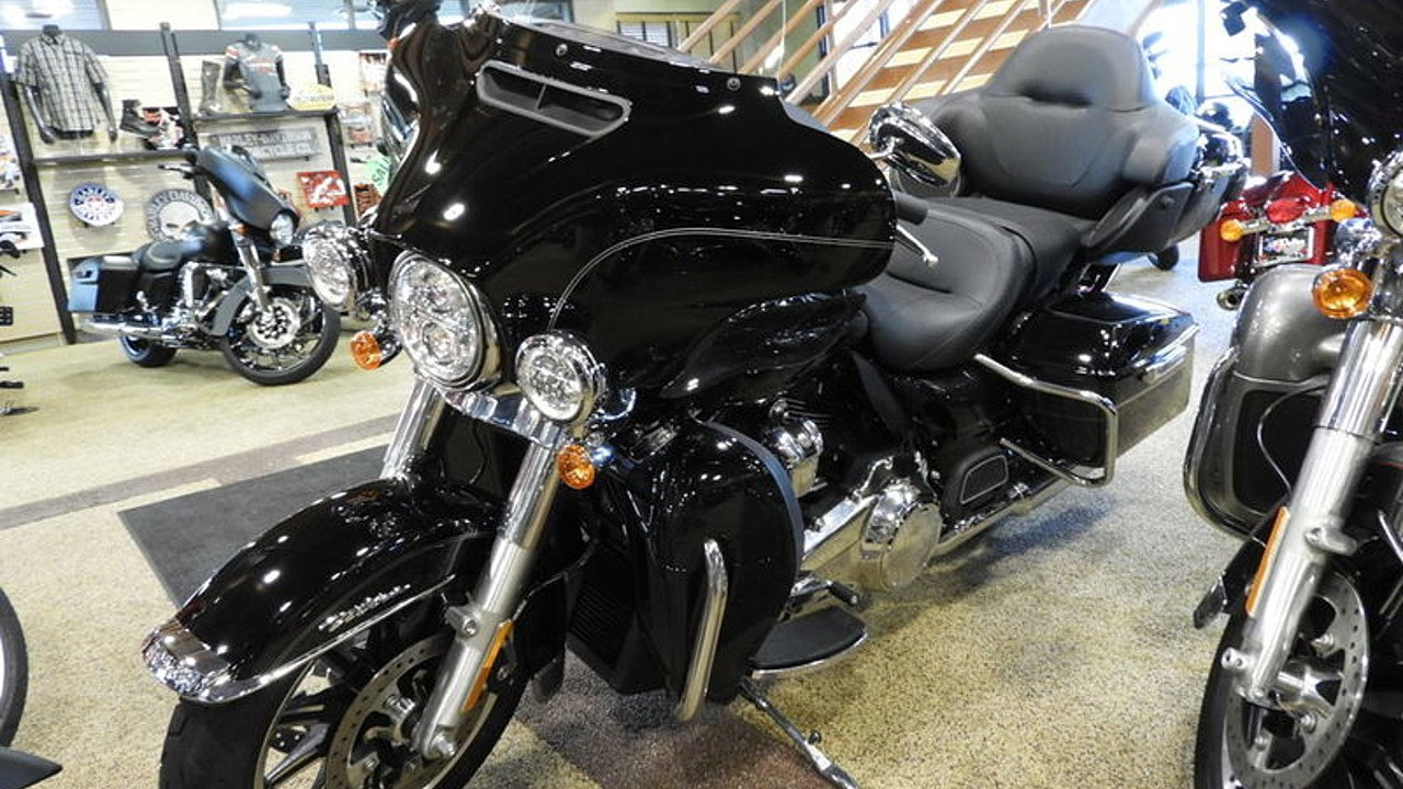 2017 Harley-Davidson Touring Electra Glide Ultra Classic for sale 200438528