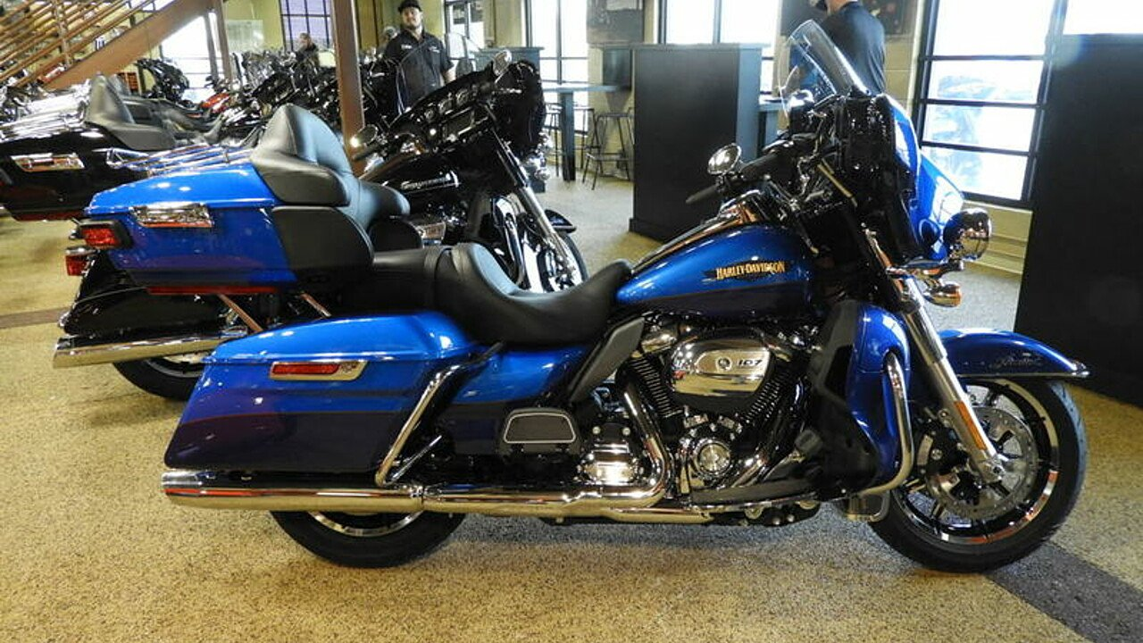 2017 Harley-Davidson Touring Ultra Limited for sale 200438553