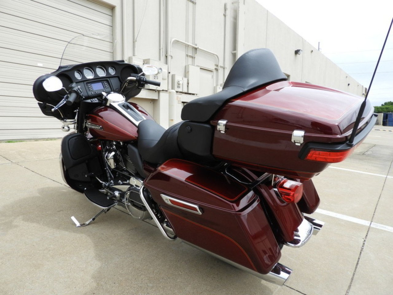 Harley Davidson Touring Motorcycles For Sale Dallas Tx >> 2017 Harley-Davidson Touring Electra Glide Ultra Classic for sale near Garland, Texas 75041 ...