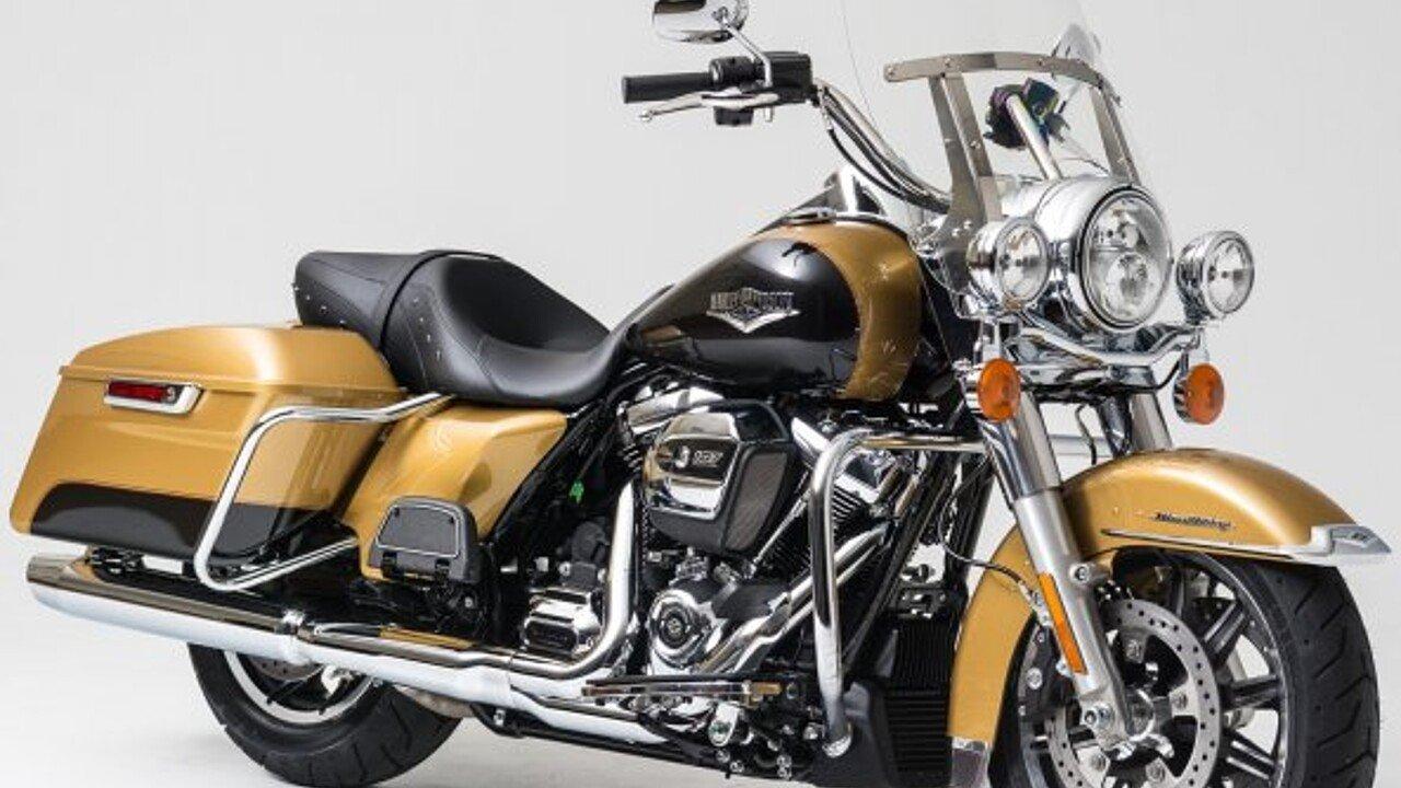 2017 Harley-Davidson Touring Road King for sale 200439377
