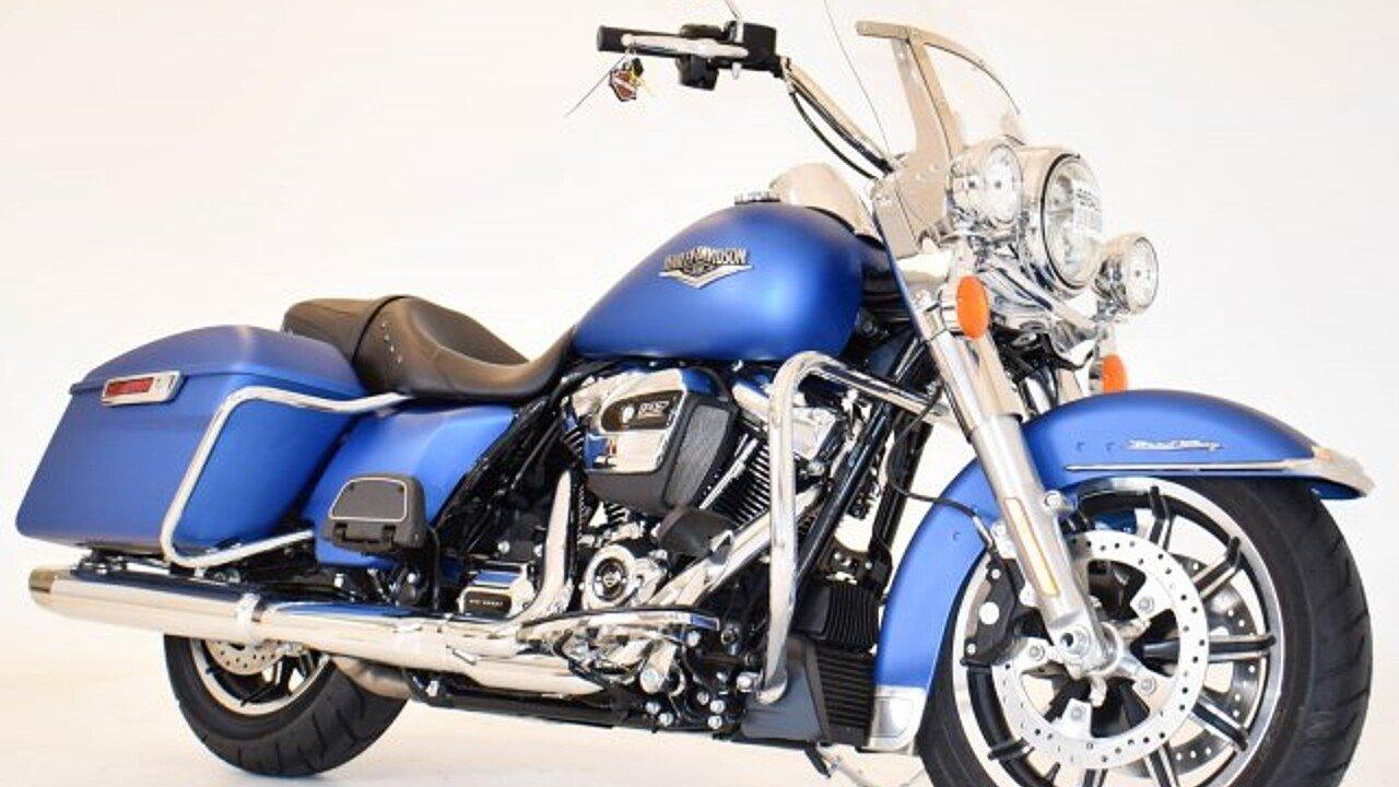 2017 Harley-Davidson Touring Road King for sale 200445987