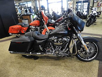 2017 Harley-Davidson Touring Street Glide for sale 200446696