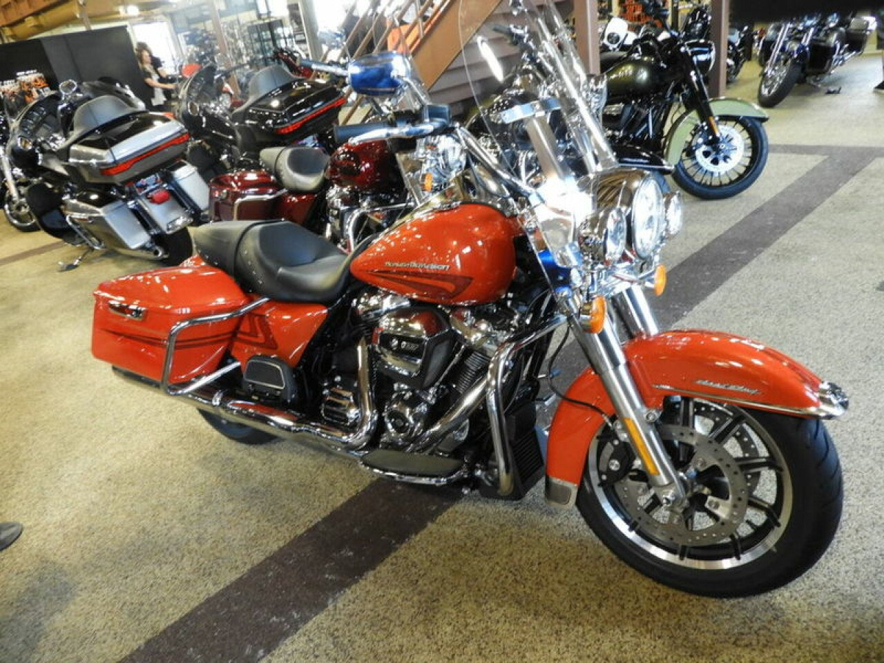 2018 Harley Davidson Motorcycles For Sale Texas >> 2017 Harley-Davidson Touring Road King for sale near Garland, Texas 75041 - Motorcycles on ...