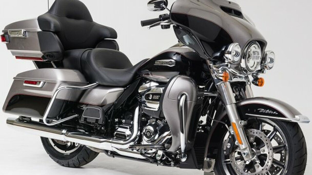 2017 Harley-Davidson Touring Electra Glide Ultra Classic ...